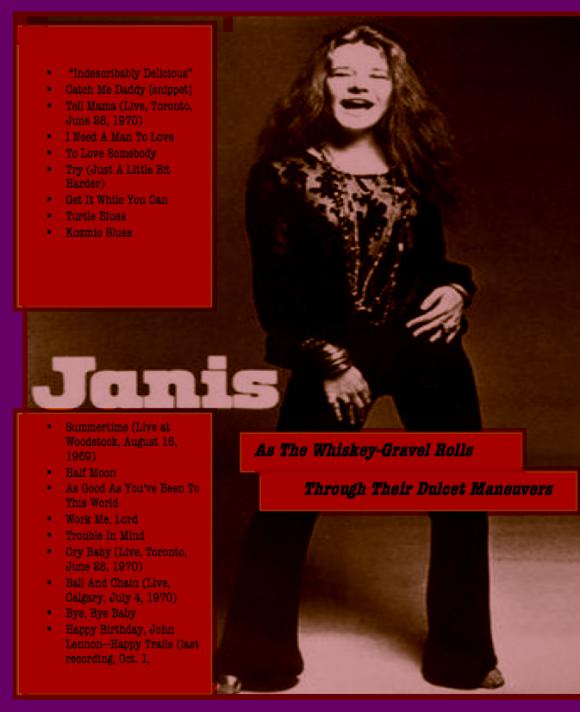 Janis Tracklist