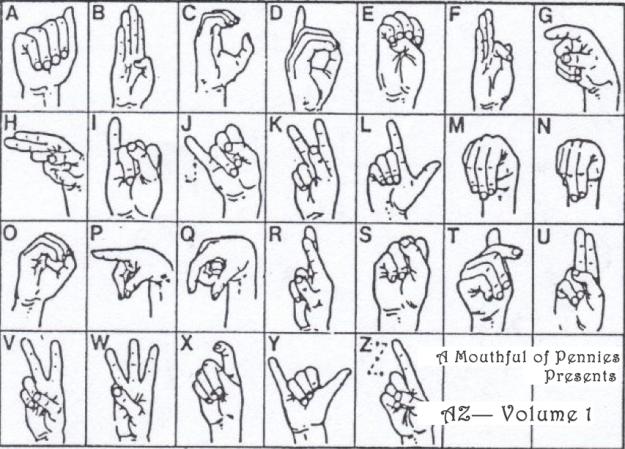 AZ-- Volume 1