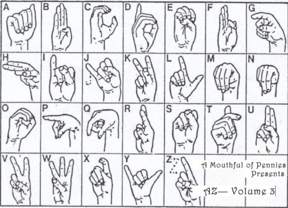 AZ- volume 3