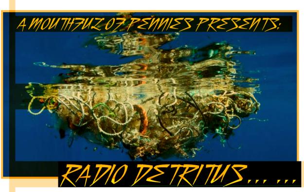 Radio Detritus CVR