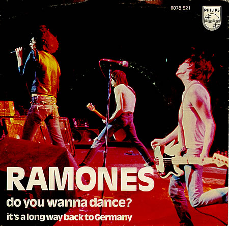 It's A Long Way Back To Germany- Ramones