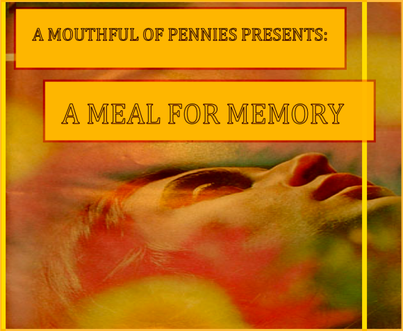 A MEAL FOR MEMORY_CVR