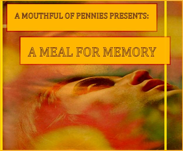 A MEAL FOR MEMORY_CVR