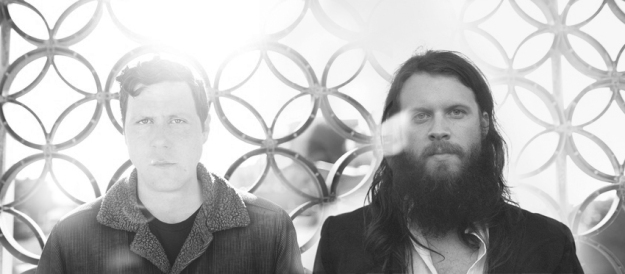 Damien Jurado & Josh Tillman, photo by Sarah Jurado