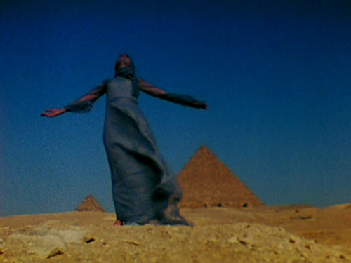 [Marianne Faithfull as Lilith in Cairo, 1971]