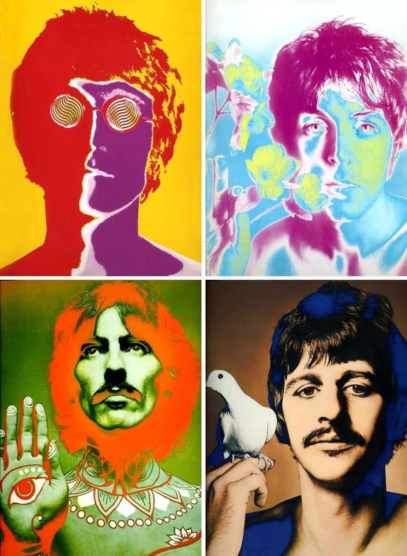 [The Beatles, by Richard Avedon (August 11, 1967)]