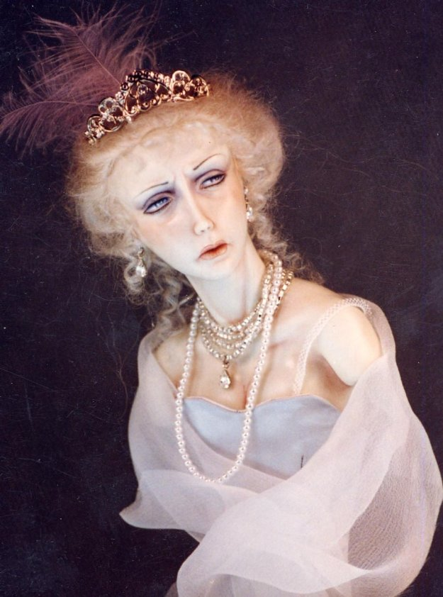 [ Blanche DuBois doll by steven shipman]