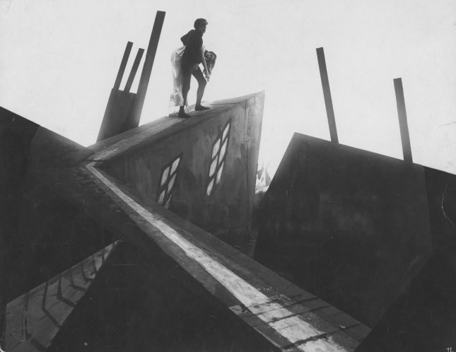 [The Cabinet of Dr. Caligari, directed by Robert Wiene (1920)]