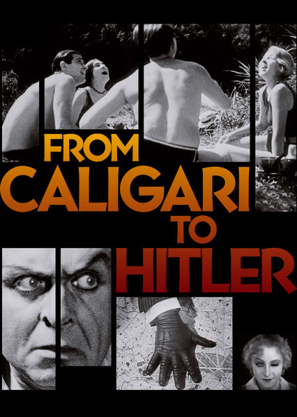[Ruediger Suchsland's From Caligari to Hitler: German Cinema in the Age of the Masses is a fascinating documentary based on Siegfried Kracauer's seminal 1947 study on Weimar cinema.]