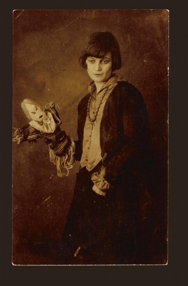[Emmy Hennings, 1916]