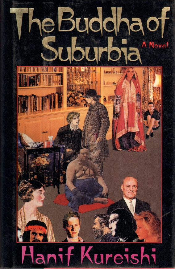 [The 1990 novel The Buddha of Suburbia (public library), by Hanif Kureishi]