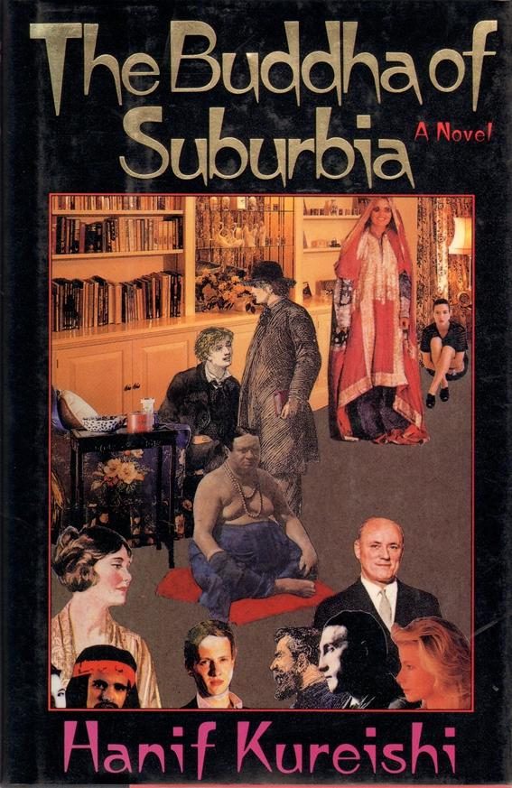 [The 1990 novel The Buddha of Suburbia (public library), by Hanif Kureishi]