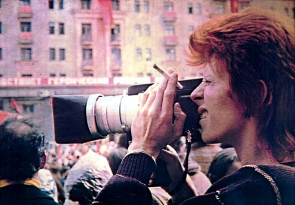 [David Bowie; Moscow, 1 May 1973]