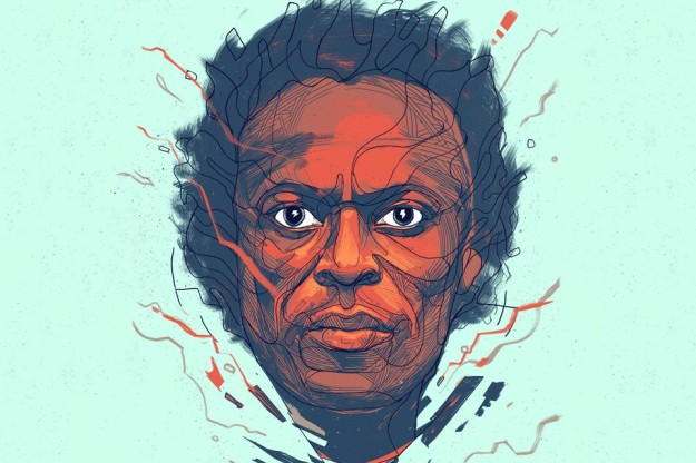 [Ascent - Miles Davis (w: Wayne Shorter; Herbie Hancock; Chick Corea; Joe Zawinul; Dave Holland; Jack DeJohnette); art by Oliver Barrett]