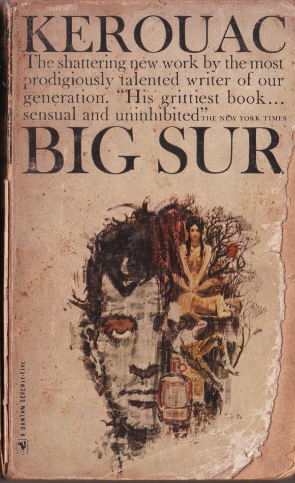 [Bantam 1963 1st edition cover art by Mitchell Hooks]
