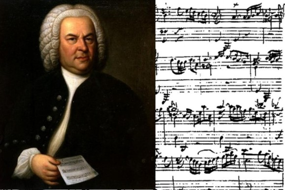 [Brandenburg Concerto No. 5 (1st movement Allegro) - Johann Sebastian Bach]