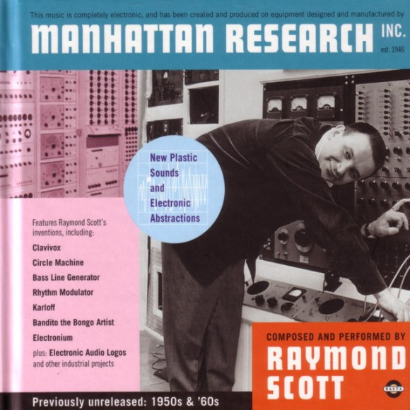 [Cindy Electronium - Raymond Scott]