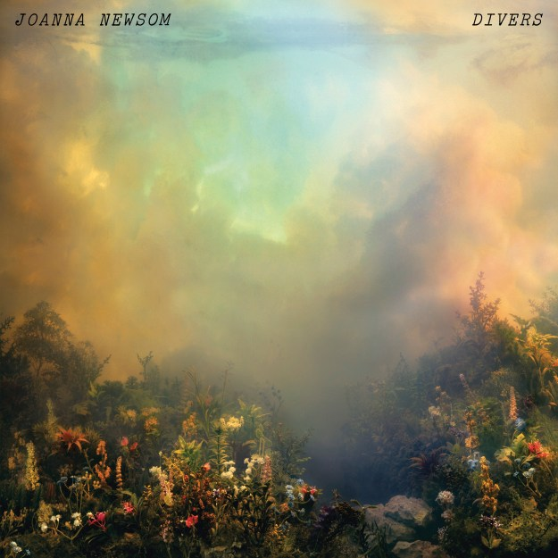 [cover art Wildflowers 52i by artist and former NASA thermal engineer, Kim Keever.]