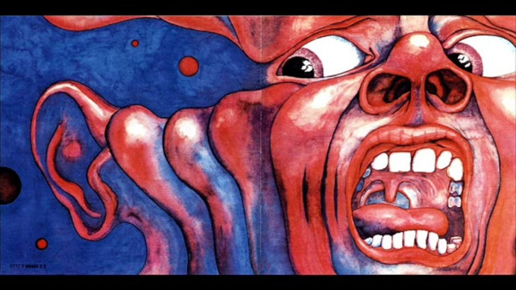[I Talk To The Wind - King Crimson]