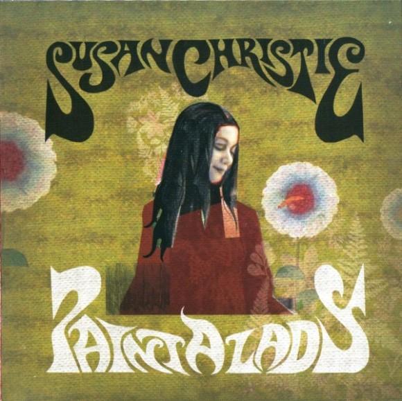 Susan Christie - Paint A Lady (1970)