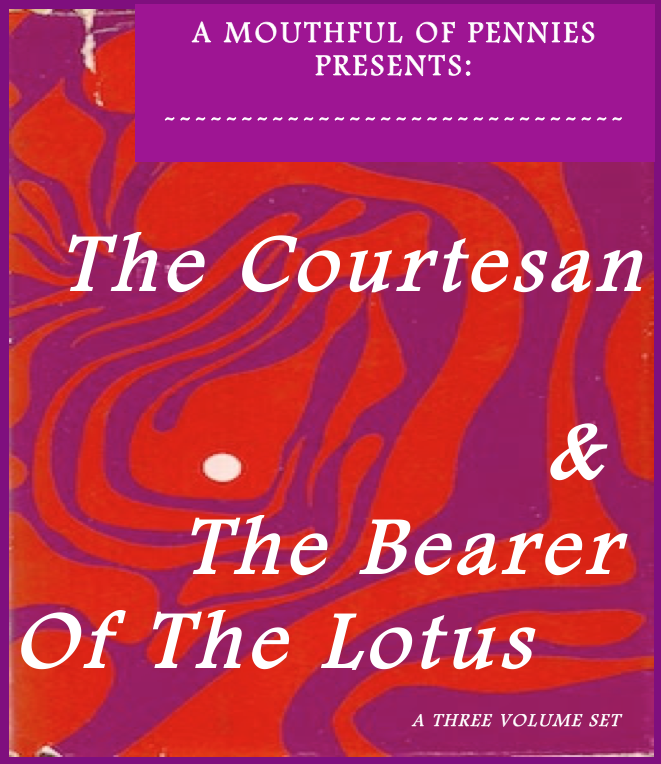 The Courtesan and The Bearer of The Lotus_CVR