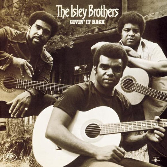 [Ohio Machine Gun - The Isley Brothers (Neil Young / Jimi Hendrix cover)]