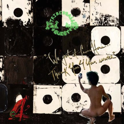 [Solid Wall Of Sound / Dis Generation - A Tribe Called Quest]