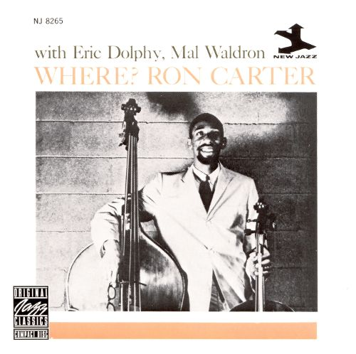 [Yes Indeed - Ron Carter With Eric Dolphy & Mal Waldron]