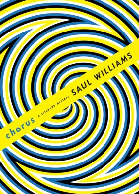 Chorus: A Literary Mixtape edited by Saul Williams, Dufflyn Lammers & Aja Monet