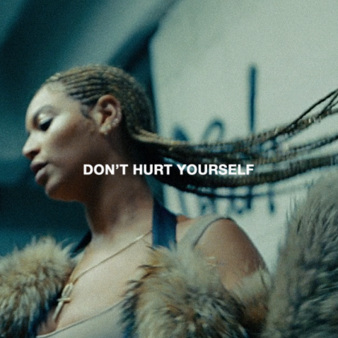 [Don't Hurt Yourself - Beyoncé (ft.. Jack White)]
