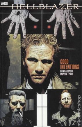 John Constantine, Hellblazer, Volume 14: Good Intentions by Brian Azzarello & Marcelo Frusin