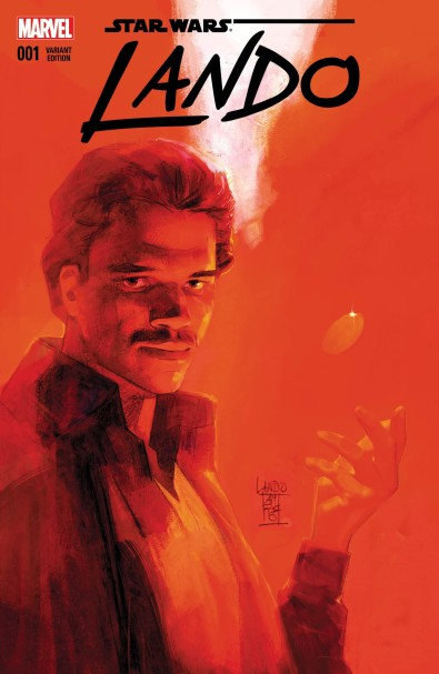 Star Wars: Lando (Marvel) by Charles Soule & Alex Maleev