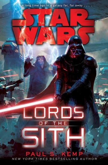 Star Wars: Lords of the Sith Paul S. Kemp,