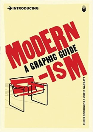 Introducing Modernism: A Graphic Guide by Chris Rodrigues & Chris Garratt