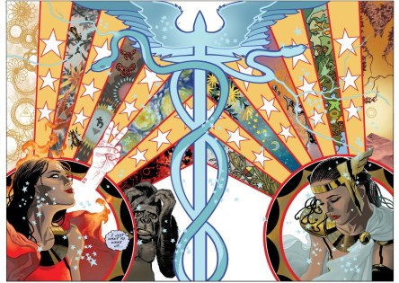 Promethea (Books 1-5) by Alan Moore and J. H. Williams III