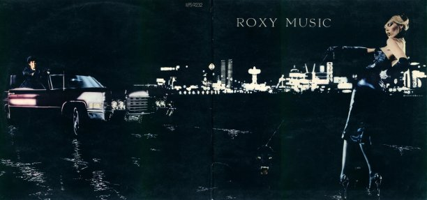 [The Bogus Man - Roxy Music]