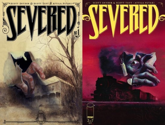 Severed by Scott Snyder, Scott Tuft, & Attila Futaki