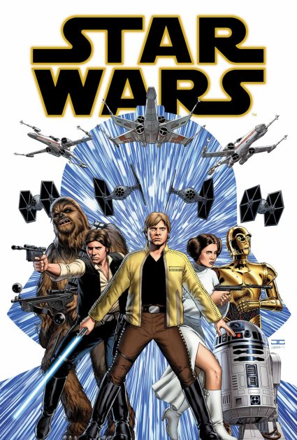 Star Wars (Marvel Vol 1-3) by Jason Aaron