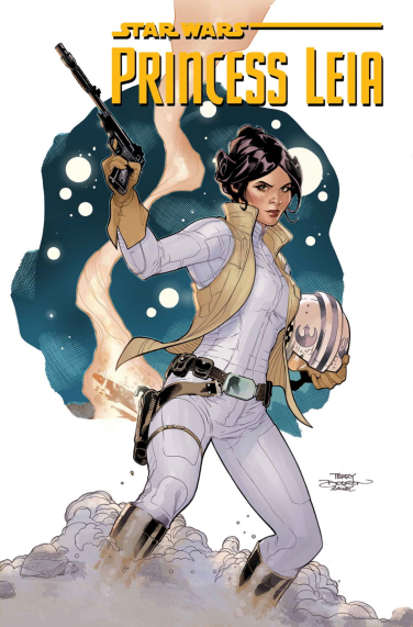 Star Wars: Princess Leia (Marvel) by Mark Waid & Terry Dodson