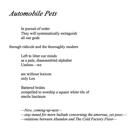 automobile-pets