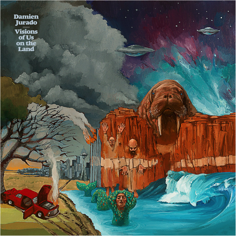 [Walrus – Damien Jurado (w/ Richard Swift)]