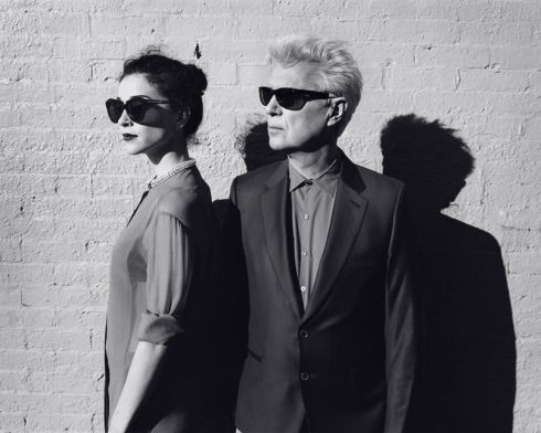 [I Should Watch TV – David Byrne & St. Vincent]