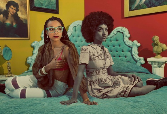 [Judas – Esperanza Spalding, (photo by Holly Andres)]
