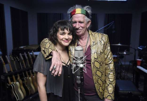 [Illusion – Keith Richards, ft. Norah Jones]