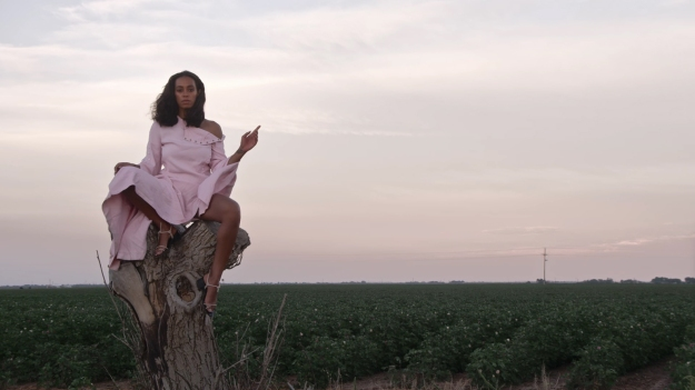 [Borderline (An Ode To Self Care) – Solange, ft. Q-Tip; (photo by Carlota Guerrero)]