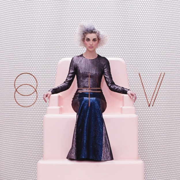 [Severed Crossed Fingers – St. Vincent]