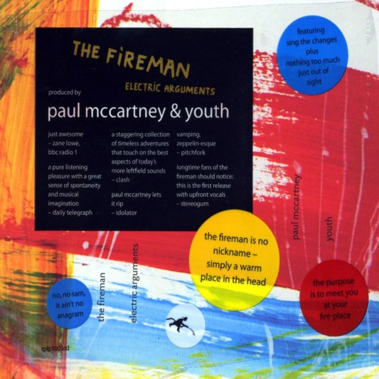 [Travelling Light – The Fireman (Paul McCartney & Youth)]