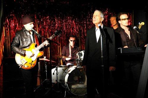 [Tower Of Song - Leonard Cohen & U2]