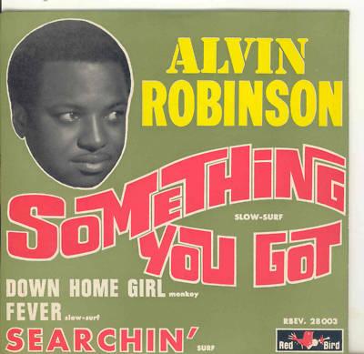 [Fever – Alvin Robinson]