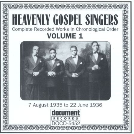 [Mean Old World – The Heavenly Gospel Singers]